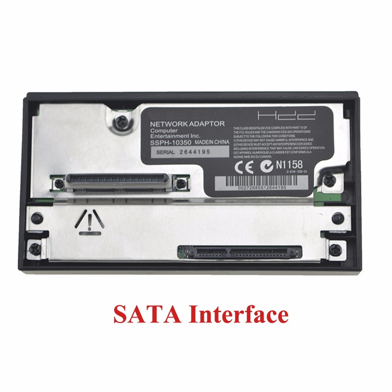 sata-interface-network-adapter-adaptor-for-ps2-fat-console-ide-socket-hdd-scph-10350-for-sony-for-font-b-playstation-b-font-2-fat-sata-socket