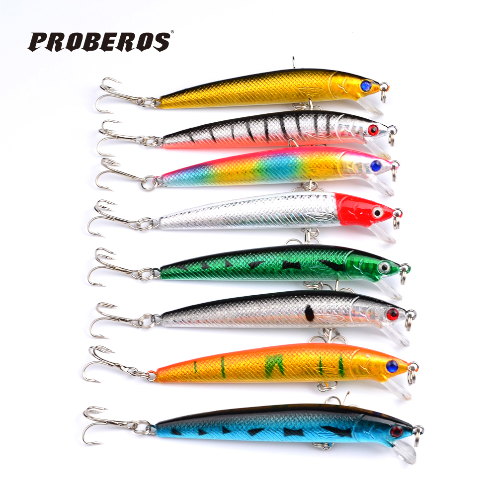 Рыбалка приманка Fly Рыбалка 8 шт./лот приманки 9.5 см/8.5 г приманки Одежда высшего качества экспортируется в Японию Рынок 8 расцветок снасти #6 и...