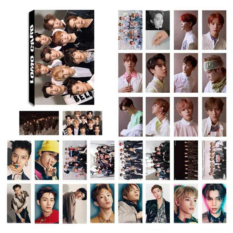 Detail Feedback Questions about 30Pcs/Set KPOP NCT127 NCT U