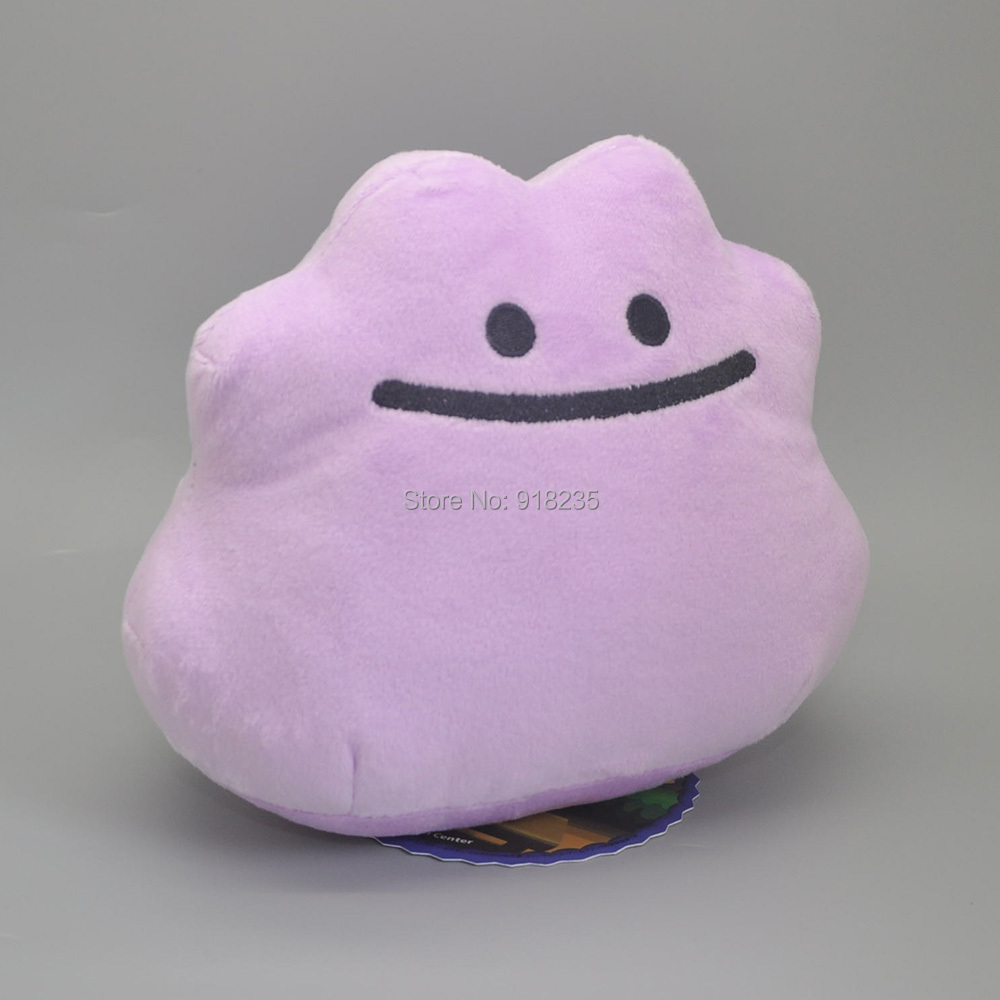 10 Lot 6 S Ditto Plush Doll For Great Gifts Soft Animal Dolls Stuffed Toys