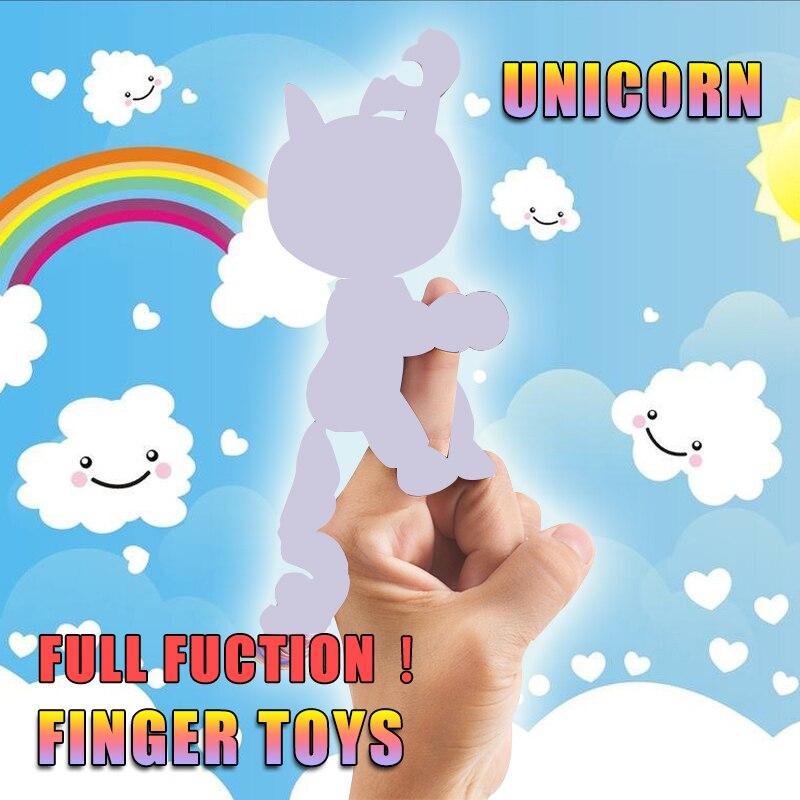 New-Finger-unicorn-Interactive-Baby-Unicorn-Mini-Interactive-Finger-sloth-Smart-Finger-monkey-Smart-Unicorn-Toys-Christmas-Gift-1