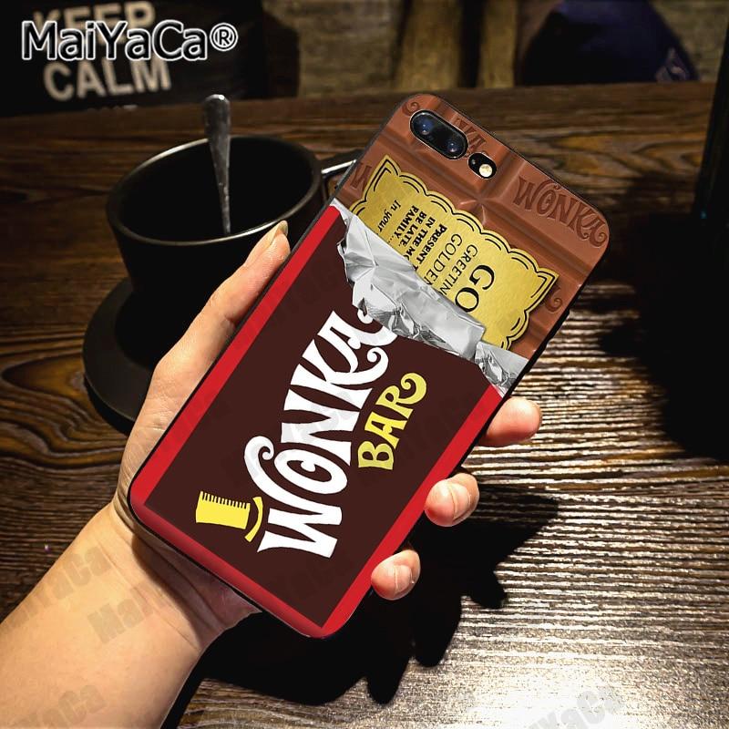 coque iphone 6 charlie et la chocolaterie