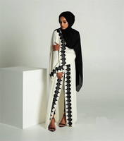 Plus Size 2017 Adult Emboridery Lace Cotton Liene Robes Musulmane Turkish Abaya Muslim Cardigan Robes Arab