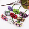 Fake flowers for wedding decoration, sparkling party