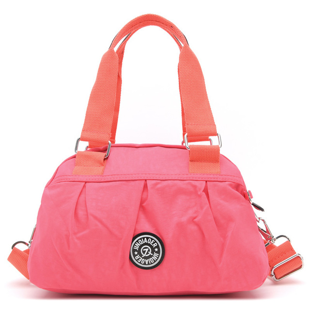 89c83065f3 2017 Special Offer Fashion Waterproof Nylon Shoulder Bag Monkey Style  Quality Messenger Crossbody Bags for Women Handbags Bolsas