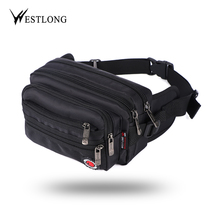 Waist Pack Casual Functional Chest Men Waterproof Military Pack Women Belt Bum Bag Male Phone Wallet Pouch Bags Unisex 98011