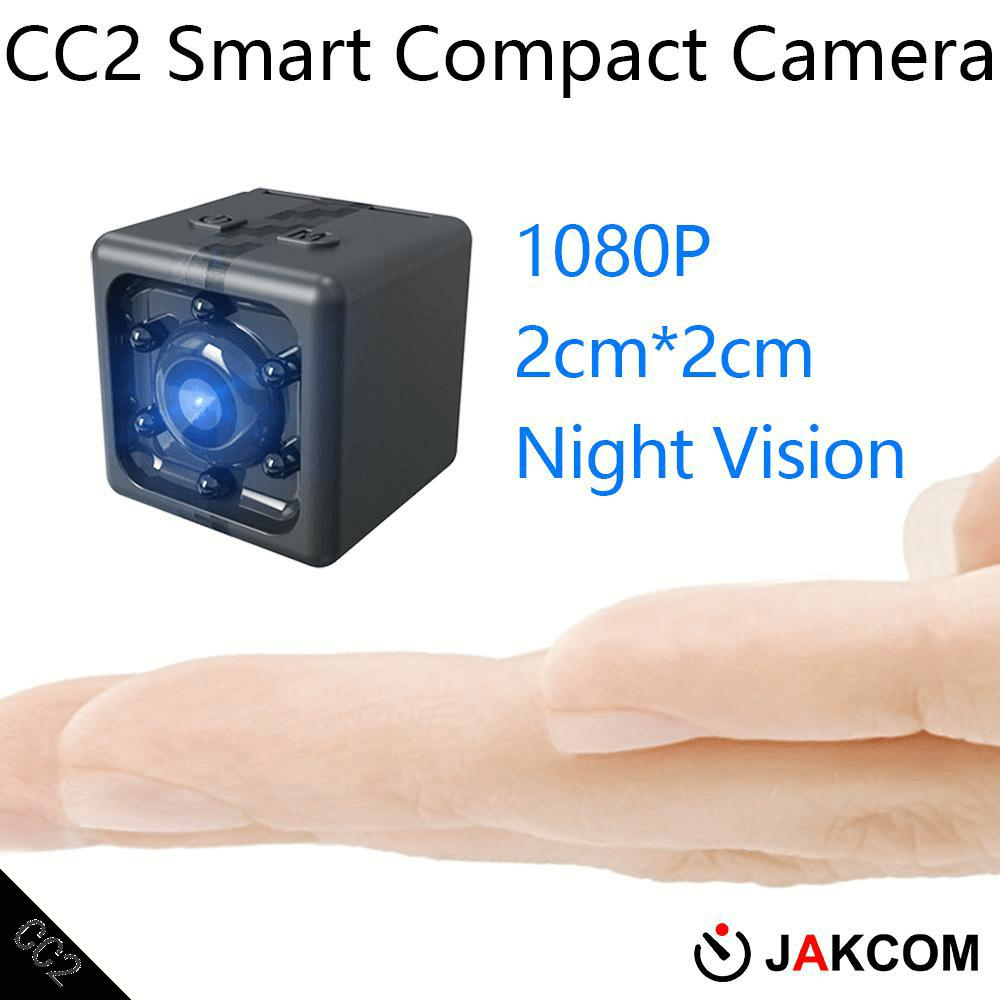 JAKCOM CC2 Smart Compact Camera Hot sale in Mini Camcorders as car endoscope fastrack watches glasses with camera