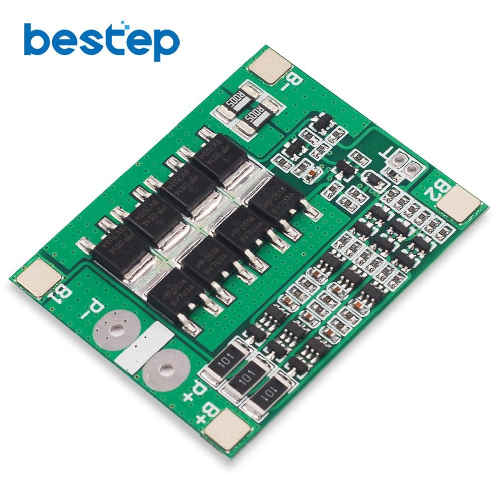 12v Flame Sensor Module Fire Detection Alarm 1 Reverse Car Parking Circuit Using Ic Lm358 1pcs 3s 25a Li Ion 18650 Bms Pcm Battery Protection Board With Balance