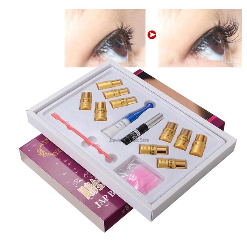 5Pcs Lot Lash Lift Set Eyelash Perm Kit Curling Glue Extension Wave Lotion False Eyelashes Curls