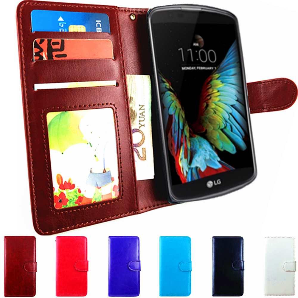premium selection 550e6 6fea7 US $3.69 20% OFF Aliexpress.com : Buy for LG K10 2016 Case Flip Cover For  LG K10 LTE Case for LG K10 K430 LTE K430ds K 10 Phone Case K410 4G K420n ...