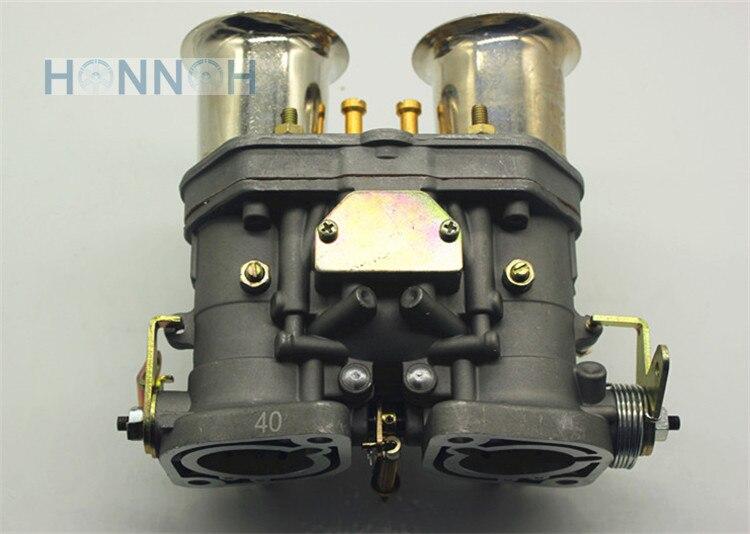 Carburateur 40 IDF 40IDF pour CARBY oem carburateur 40 MM + remplacement des cornes d'air pour Dellorto weber carburateur EMPI tout neuf