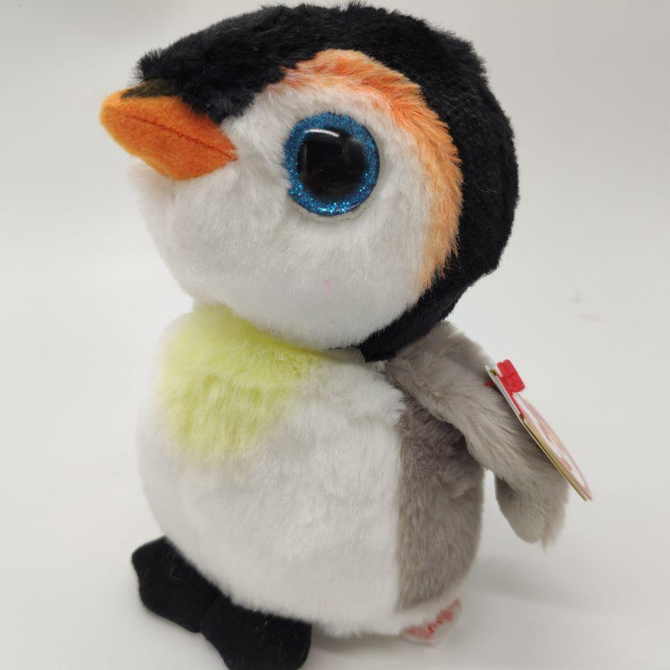 900c058acad Pongo penguin TY beanie boos CLASSIC 2PCs 15cm and 25CM 10
