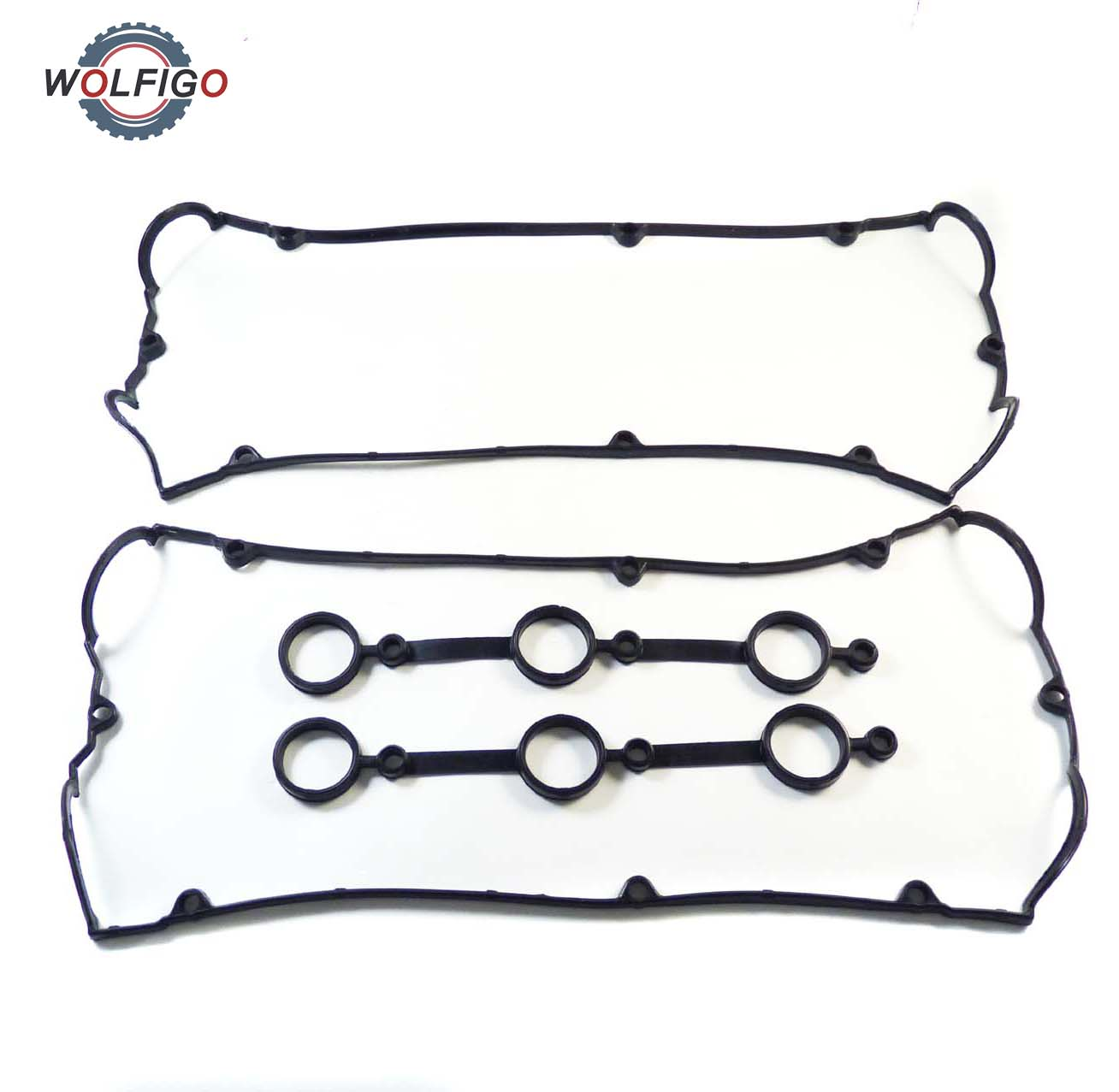 Wolfigo Valve Cover Gasket Set For Hyundai