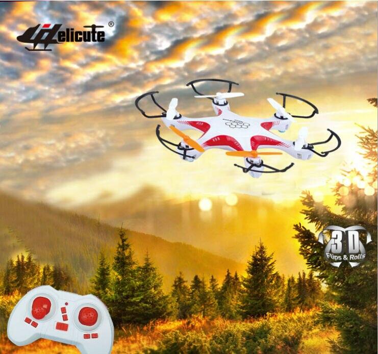 Free Shipping M803R Mini font b drone b font 2 4GHz 4CH 6 Axis Gyro 3D