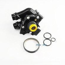 OEM Engine Water Pump & Belt 06H 121 026 CQ Fit VW Jetta GTI GOLF/GTI TIGUAN Passat AUDI A3 A4 A5 A6 A8 EA888 1.8TFSI 2.0TFSI