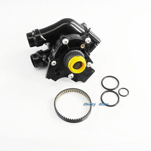 OEM Engine Water Pump & Belt 06H 121 026 CQ Fit VW Jetta GTI GOLF ...