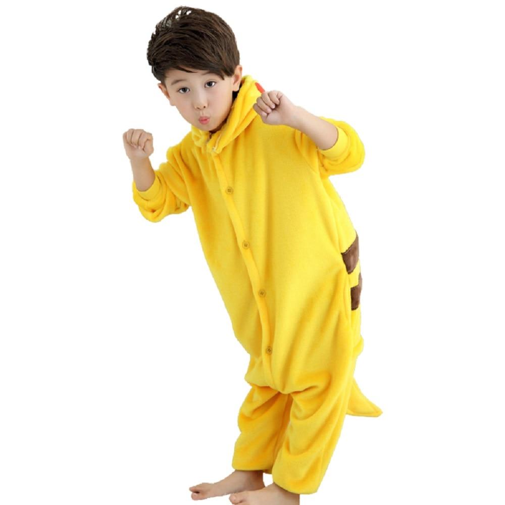 aeProduct.getSubject() Фланелевая питажа дети косплей мультфильм Животные  мальчики девочки пижамы ... c3677f1e9a755