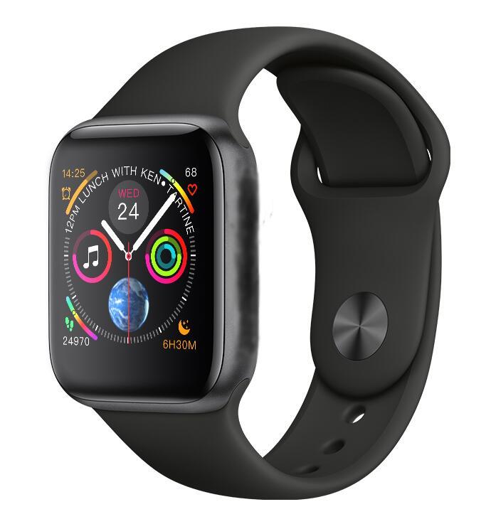 IWO 8 Intelligente Orologio 44 MILLIMETRI Bluetooth Smartwatch Serie 4 SIRI Per Samsung Xiaomi Huawei ios di Apple iphone 5 6 7 8 X XS MAX XR