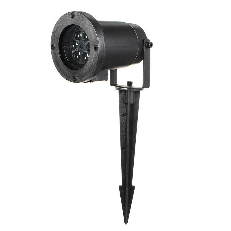 Christmas lights outdoor lighting laser light projector