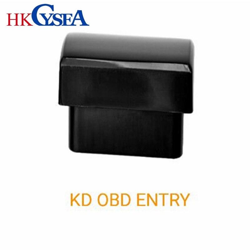 Цена за Новое поступление keydiy KD OBD запись для смартфонов автомобиля ПДУ запись без Провода необходимо английская версия