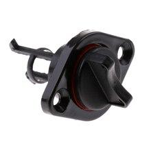 Universale Standard di 1 Nylon Marine Tappi di Scarico Portatile Kayak Scafo Dello Specchio di Poppa Tappo Accessori di Ricambio