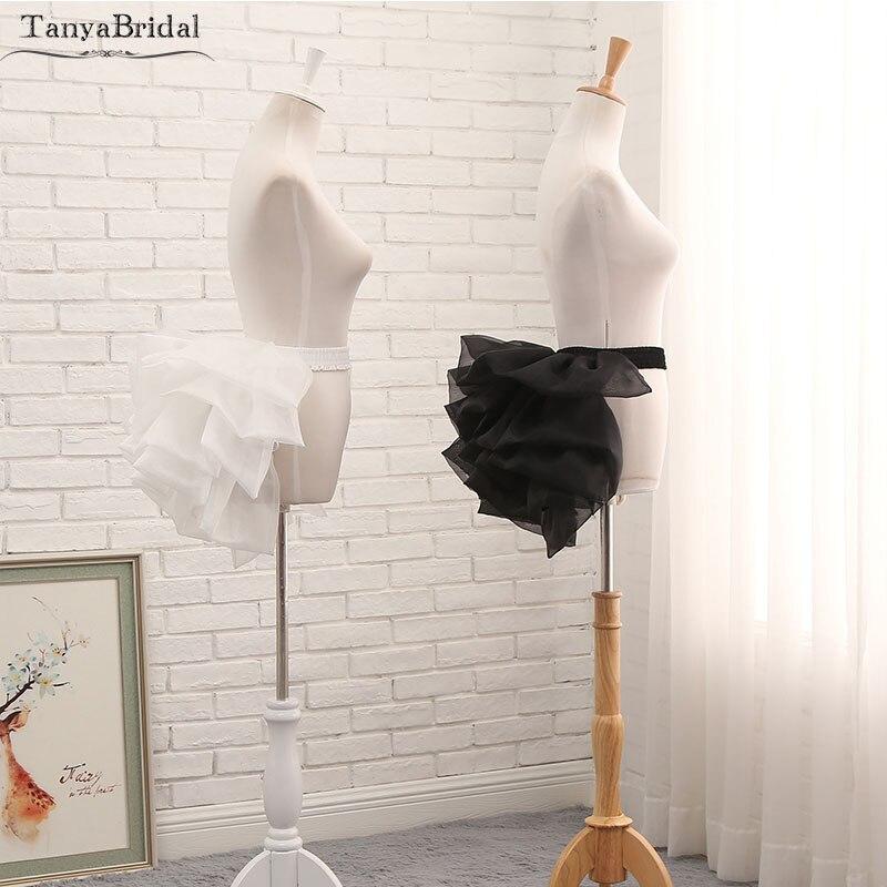 Bustle Skirt Wedding Petticoat Hip Type Bell Back Vintage Bridal Petticoat Jupon Mariage DP003