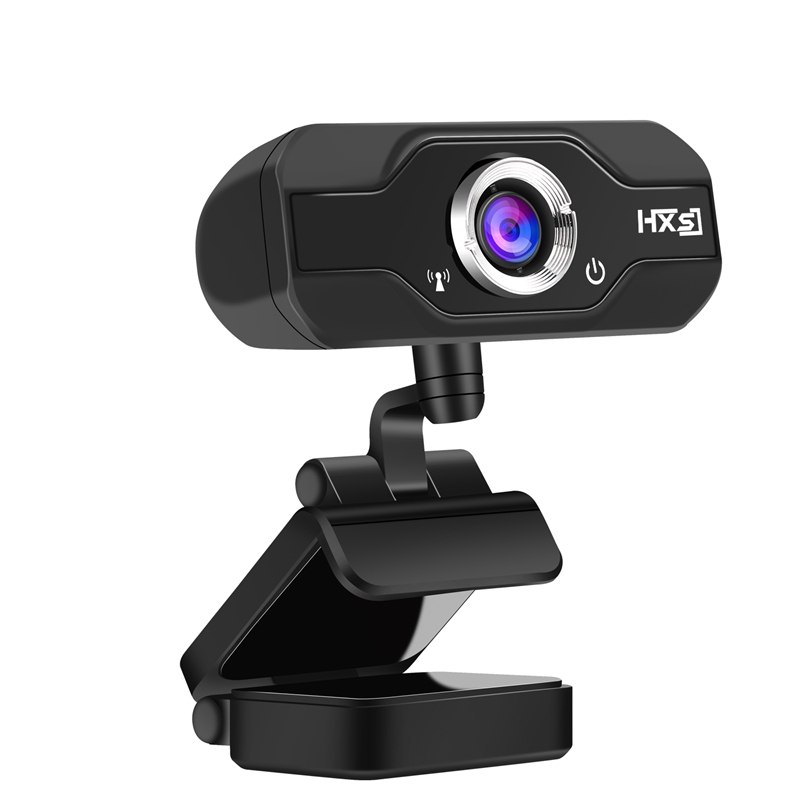 High definition 1280 720 720p rotatable hd webcams for Camera it web tv