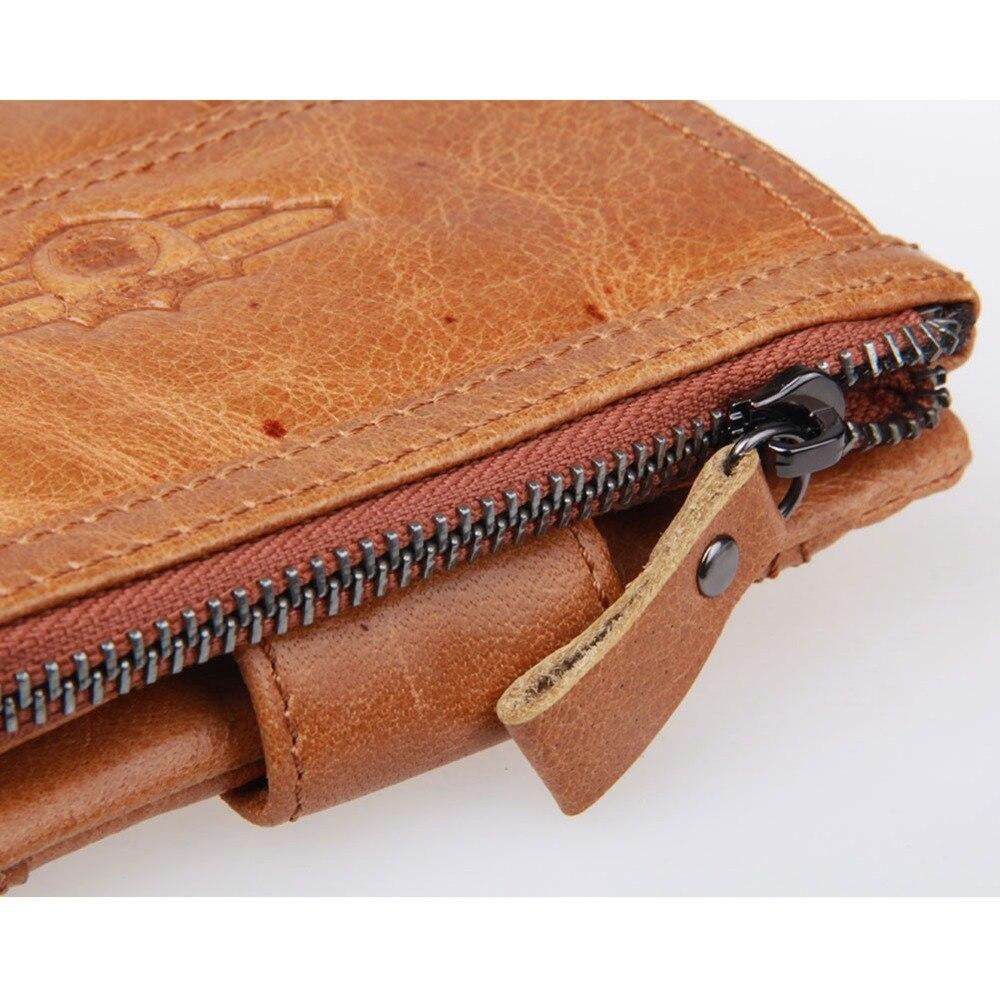 marca organizador homens carteiras Estilo 1 : Vintage / Retro / Fashion / European And American Estilo
