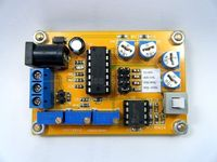 Tracking number dc 12V 24V ICL8038 DDS Signal Generator Module Sine Square Triangle Wave Output