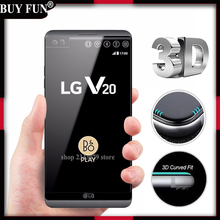 3D 9H Tempered Glass For LG V20 Screen Protector Full Cover