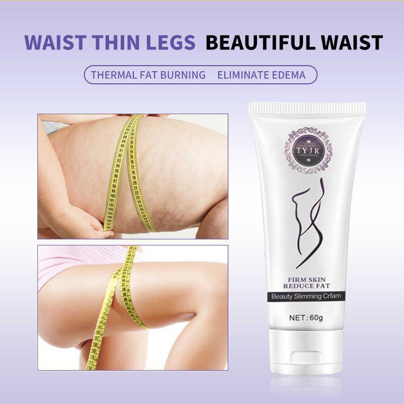 60 мл натуральная формула, женский крем для похудения, быстрое сжигание жира, потеря веса, тонкая талия, крем для живота, антицеллюлитный массаж