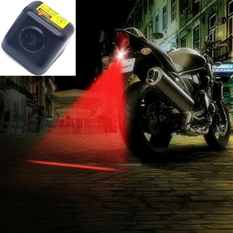 Anti Collision Laser Fog Light Security System Car Truck Tractor 12v Offroad Laser Anti Fog Rain Warning Light IP67 in Signal Lamp from Automobiles Motorcycles