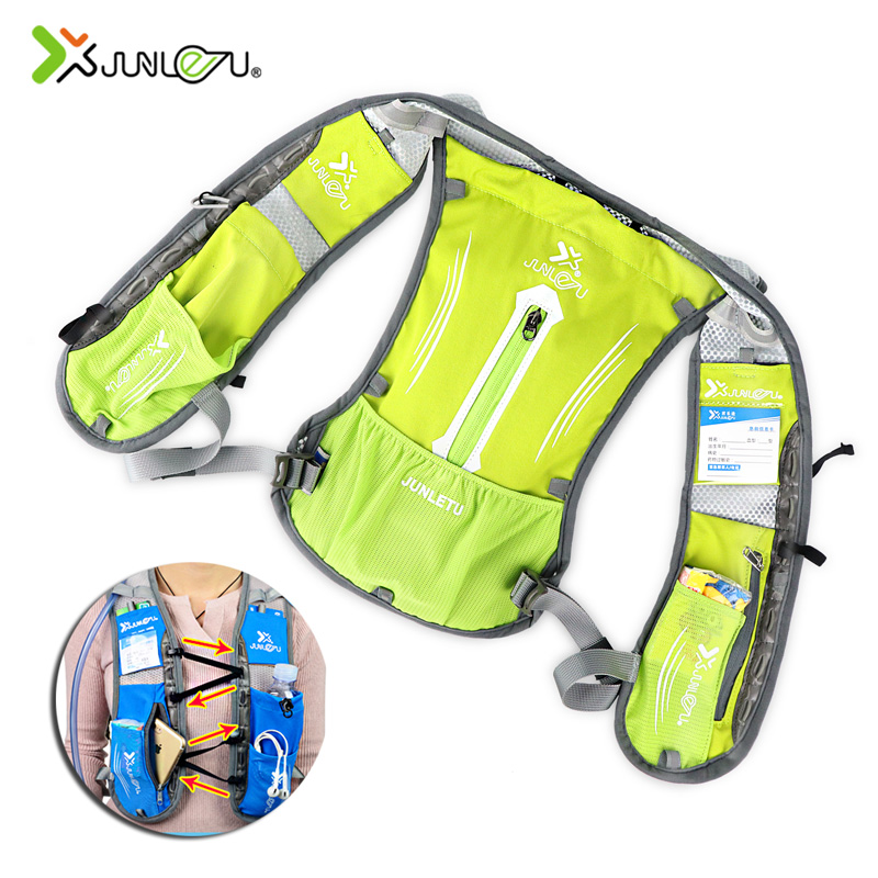 Ultralight Running Bag Bicycle Backpack Hydration Fitness Accessories Sport Waterproof Backpack Marathon Trail Men Riding Pack