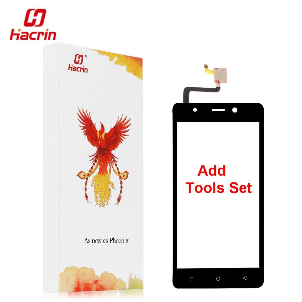 Hacrin Blackview A8 touchscreen + Werkzeuge Set Geschenk 100% Neue Digitizer glasscheibenanordnung Ersatz für handy