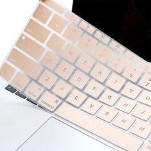 """1"""" клавиатура кожа клавиатура пленочная клавиатура чехол для ноутбука универсальный для Macbook 12"""" клей прочный"""