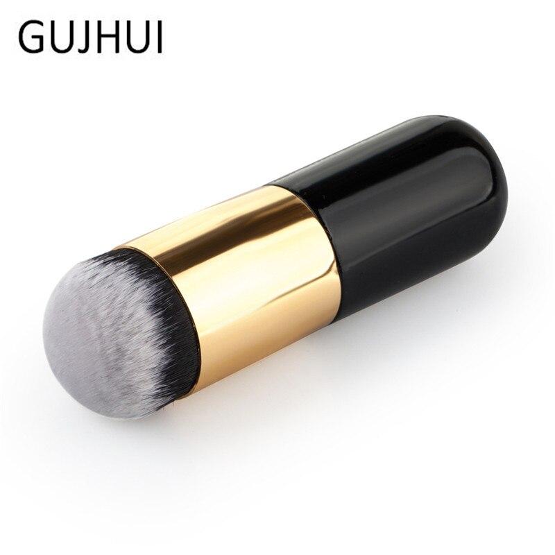 Бренд gujhui 7 видов цветов Малый Pier Основа для макияжа лица Пудра Румяна для лица Косметика Кисть для макияжа Кисти Набор инструментов