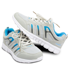 Sports Running Men Shoes Healthy Outdoor Rubber Summer Splicing stripes Breathable Air mesh Comfortable Shoes