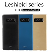 Lenuo Brand Leshield Series Ultra-Slim Hard PC Back Case For Samsung Galaxy Note 8 Phone Cover, 3 Color