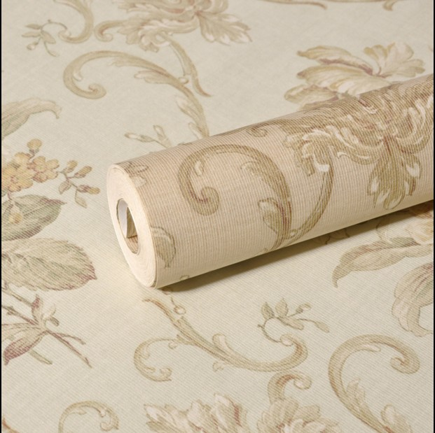 10m*53cm Contracted Europe type non-woven wallpaper Special Mediterranean bedroom living room TV setting wall paper yarn 10m 53cm contracted non woven wallpaper warm sitting room the bedroom tv setting wall stickers waterproof abstract lotus flowers