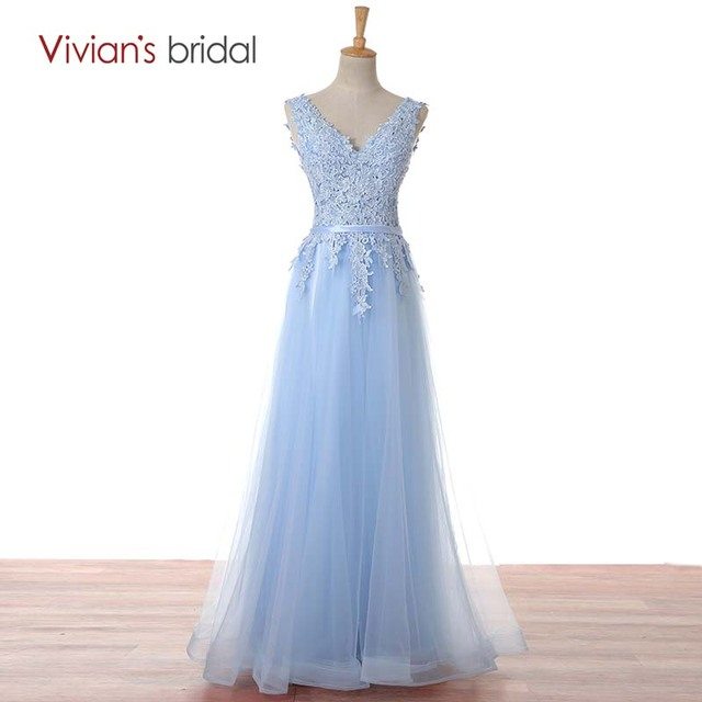 Vivian bridal evening dress