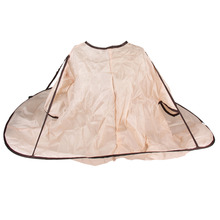 Waterproof Adult Hair Cutting Fold Umbrella Capes Salon Barber Hairdressing Gown Apron Haircut Styling Tools