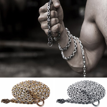 101cm EDC Outdoor Stainless Steel Dragon Hand Bracelet Tactical Whip Corrosion Resistance Self Defense Protection Waist Hanging 2