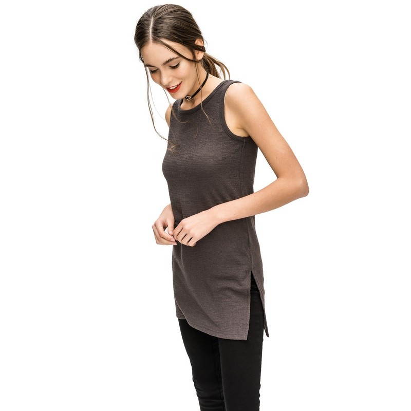 Tanks & Camis befree 1731088417 woman t shirt top short sleeve women clothes apparel for female TmallFS