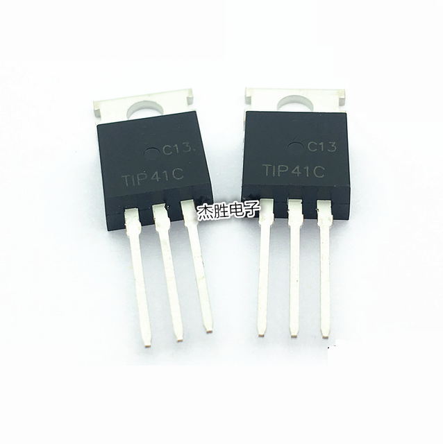 Aliexpress com : Buy 10pcs/lot TIP41C TIP42C Darlington transistor pair  tube TO 220 new original from Reliable Integrated Circuits suppliers on Si  Tai