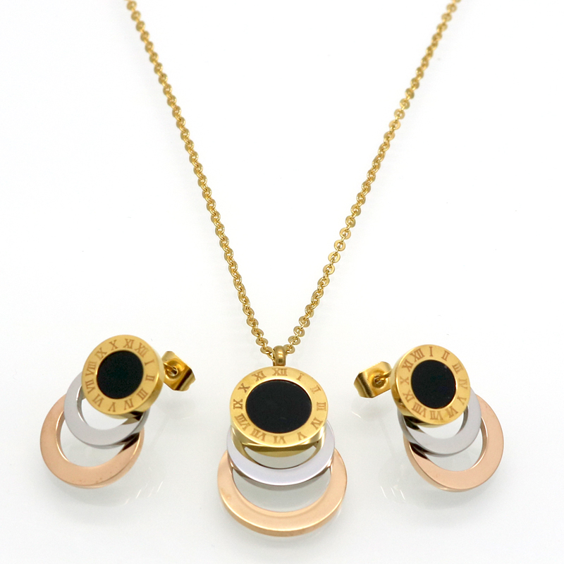 Gold stainless steel jewelry stes aloadofball Images