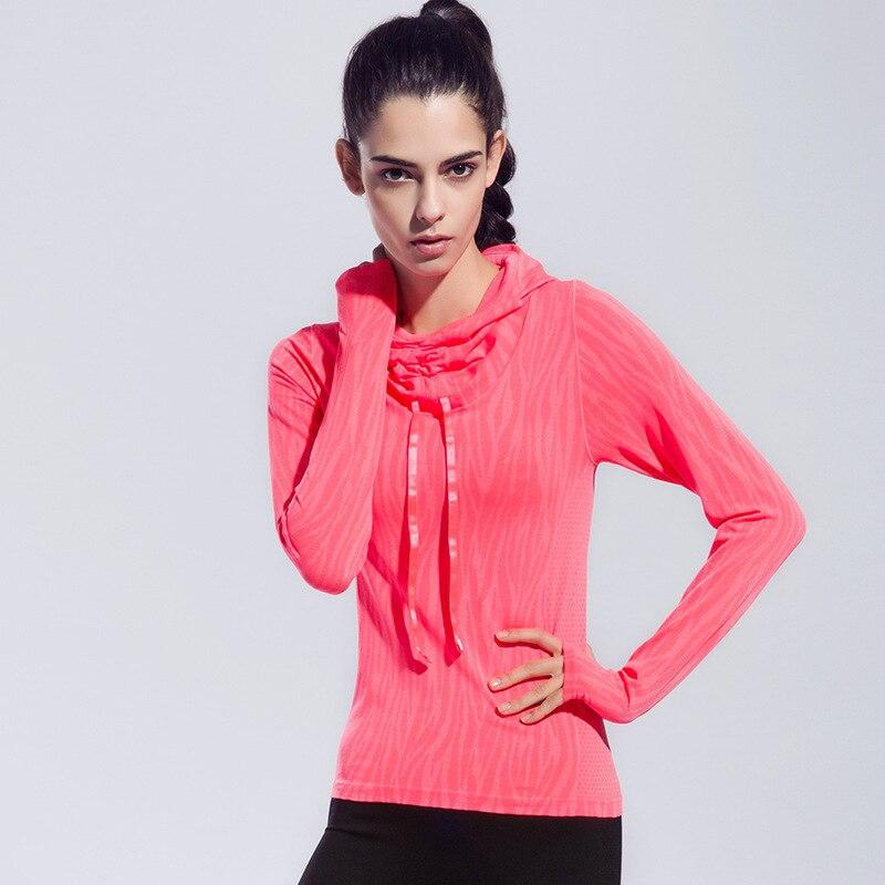Winter Autumn moletom 2017 Women Hoodies Female movement Quick dry Hooded Sweatshirt Long Sleeve Casual Pullovers Women Tops