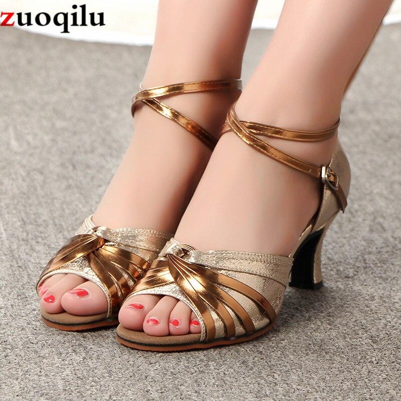 Gold Silver Wedding Shoes Female Heels Shoes Pumps Women Shoes High Heel Party Ladies Shoes Chaussure Femme Talon
