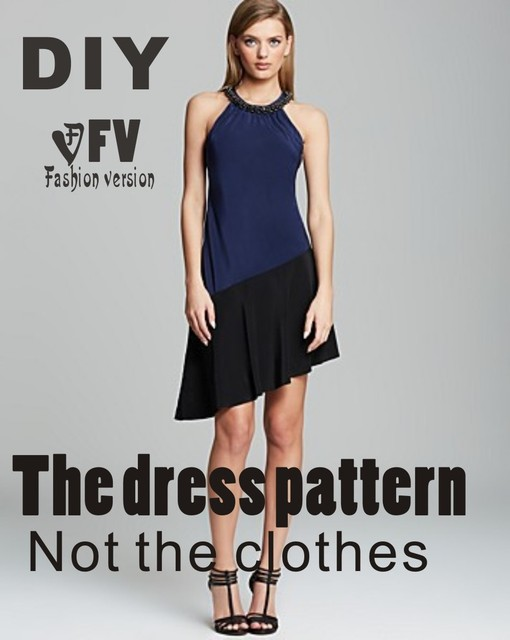 Knit Elasticity Is Very Big Clothing Diy The Dress Dresses Sewing