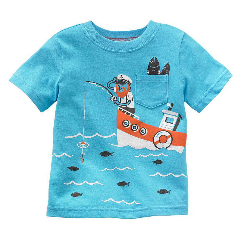 6bded5fca Special Offer 14 Style Baby Clothing Boys Girls T shirts Cartoon ...
