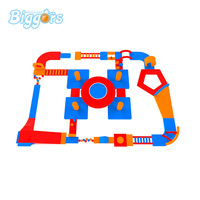 New Design Inflatable Water Park Safety Water Floating For Outdoor Amusement Game